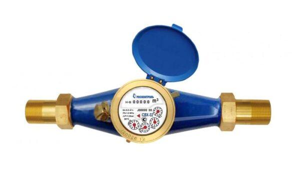 Счетчик воды Росконтроль Ду-32 (СВХ-32)