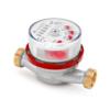 Счетчик воды Zenner ETK / ETW DN 20 (ETW-N-AM-90)