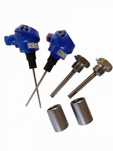 Согласованная пара термопреобразователей сопротивления (с гильзами и бобышками) L60