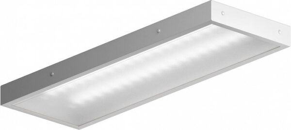 Светодиодный светильник Geniled Офис Standart 595х200х40 5000К Микропризма 120лм/Вт (20Вт 2400лм)