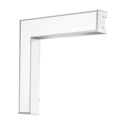 Светодиодный светильник Geniled Trade Linear L Standart (Микропризма поликарбонат, 90°; 20Вт; 2400лм)