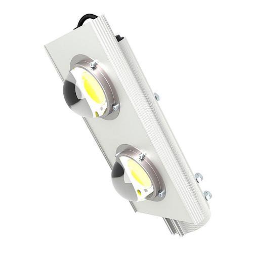 Уличный светодиодный светильник PromLED Магистраль v2.0 ЭКО (Специальная оптика; 140*80°; 100Вт; 11000лм;